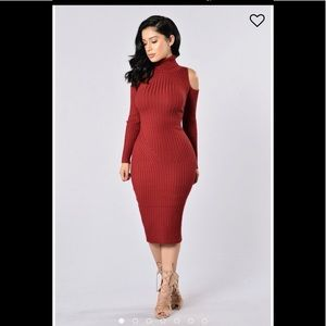 "Fashion Nova ""Second Date"" Dress"